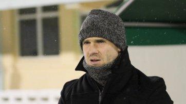 Ребров: «Мы достойно выглядели в первой половине чемпионата»