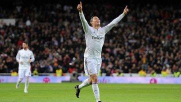 Хет-трик Роналду – уверенная победа «Реала» над «Сельтой»