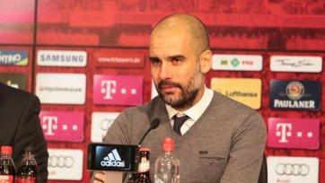 Гвардиола: «Это был тяжелый матч, но «Бавария» проявила себя блестяще»