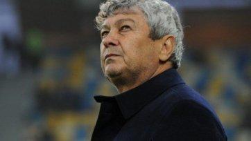 Луческу: «Редко кто увидит меня смеющимся во время матчей»