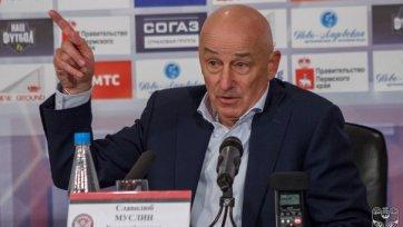 Славолюб Муслин: «Можем вообще не увидеть денег»
