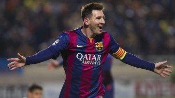 Ракитич: «Месси заслужил абсолютно все награды, что есть в мировом футболе»