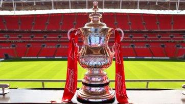 Определены пары для 3-го раунда FA Cup