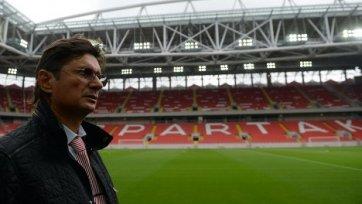 Федун: «Спартак» продолжит бороться за пьедестал»