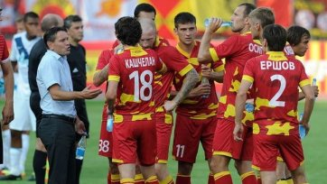 Аленичев: «Первой половиной сезона я недоволен»