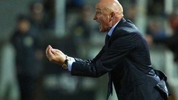 «Амкар» отправил в отставку главного тренера