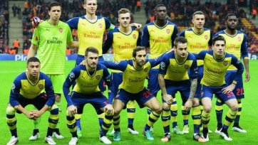 «Арсенал» разгромил на выезде «Галатасарай», но все равно остался вторым в своей группе