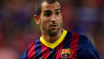 Мартин Монтойя решил покинуть «Барселону»