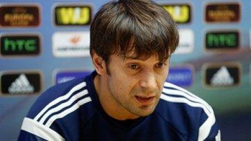 Шовковский: «Нужно занимать только первое место в группе и никакое иное»