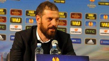 Славен Билич: «Мы как и прежде хотим финишировать первыми»