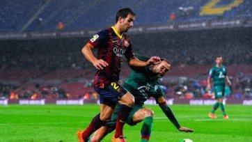 «Ювентус» может подписать защитника «Барселоны»