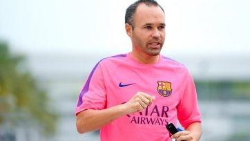 Андрес Иньеста: «Мы пытались удивить соперника, и нам это удалось»
