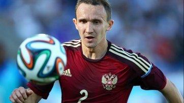 «Анжи» в январе может подписать защитника сборной России