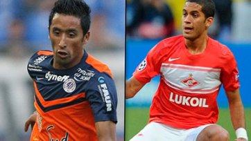 Сразу два бразильских клуба интересуются Барриосом и Ромуло