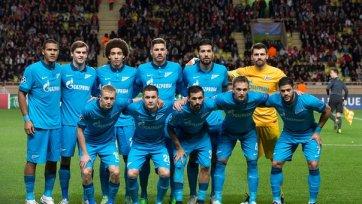 «Зенит» в 1/16 финала Лиги Европы может сыграть с «Ромой»