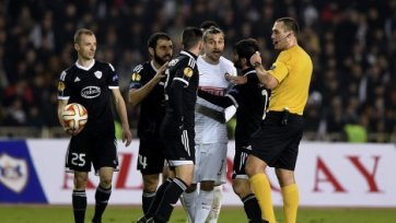 «Карабах» намерен добиться справедливости и подаст протест в УЕФА