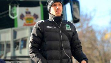 Юрий Газинский уже мечтает о возвращении в еврокубки