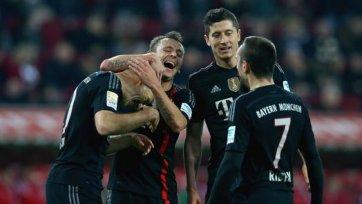 Левандовски: «Мы идем первыми, но еще далеко не чемпионы»