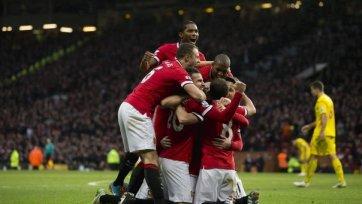 «Манчестер Юнайтед» разгромил «Ливерпуль» и продлил победную серию