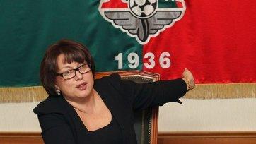 Смородская выступает за полную отмену лимита на легионеров