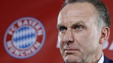 Румменигге: «В матчах с «Шахтером» «Бавария» будет явным фаворитом»