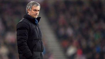 Моуринью: «В Кубке Лиги «Челси» сыграет основным составом»
