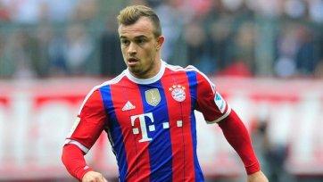 «Бавария» повесила ценник на Шакири