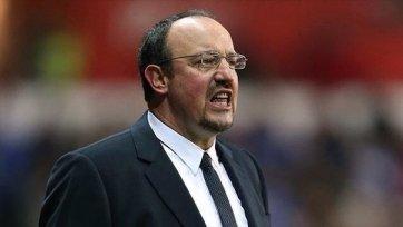 Рафаэль Бенитес мечтает о победе в Лиге Европы