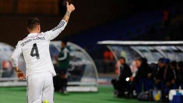 Рамос убежден, что продлит контракт с «Реалом»