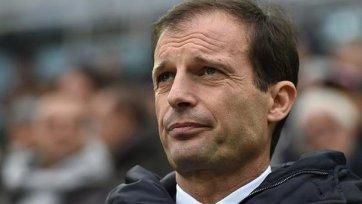 Массимилиано Аллегри: «Ювентус» не устал»