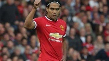 Фалькао нравится в «Манчестер Юнайтед»