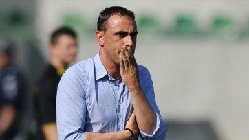 Петев – новый главный тренер сборной Болгарии