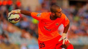 «Альмерия» на два месяца потеряла основного вратаря