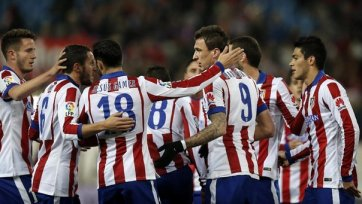 «Атлетико» не сумел обыграть команду третьего испанского дивизиона