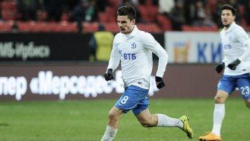 Юсупов хотел бы продлить контракт с «Динамо»