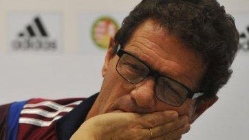 Фабио Капелло до конца года зарплату не увидит