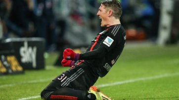 «Бавария» одержала волевую победу в гостях