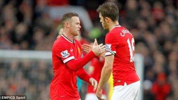 В «Манчестер Юнайтед» сменился вице-капитан