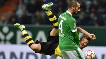«Боруссия» потерпела десятое поражение в сезоне