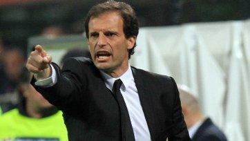 Массимилиано Аллегри уважает «Наполи» и ждет матч за Суперкубок