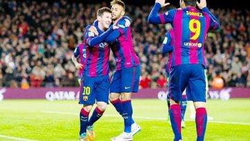 «Барселона» покуражилась в матче с «Кордовой»