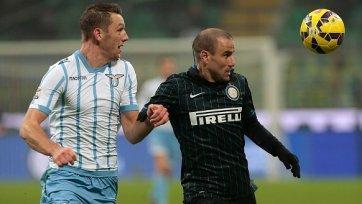 «Интер» и «Лацио» подарили зрителям футбольный праздник