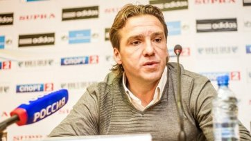 Сергей Юран принял «Балтику»