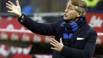Роберто Манчини: «За месяц из «Интера» сделать «Барселону» невозможно»