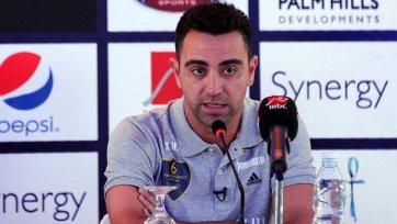 Хави: «Я бы никогда не принял предложение «Реала»