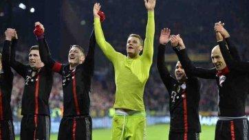 «Бавария» не собирается выходить на трансферный рынок