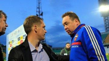 Гончаренко: «Лучший российский тренер-2014? Конечно же, Слуцкий»