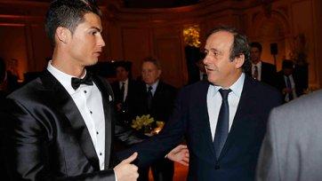 Педро Пинто отрицает конфликт между Роналду и Платини