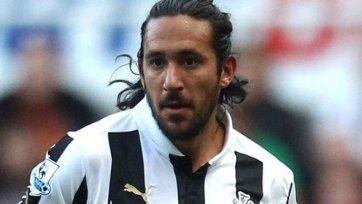 Хонас Гутьеррес вернулся на поле после долгой паузы