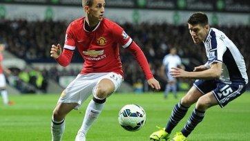 «Манчестер Юнайтед» согласен отправить Янузая в аренду